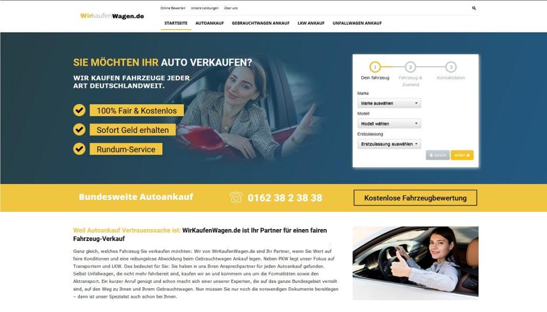 Wir Kaufen Dein Auto Lübeck