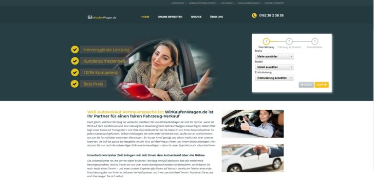 Auto verkaufen in Stuttgart