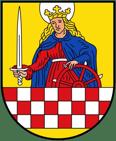 Stadtwappen Altena