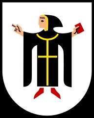 Stadtwappen von München