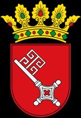 Stadtwappen von Bremen