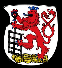 Stadtwappen von Wuppertal