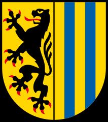 Stadtwappen von Leipzig