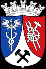 Stadtwappen von Oberhausen